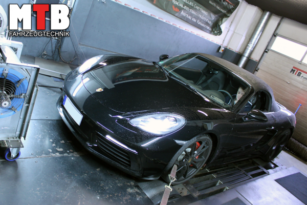 Tuning fuer boxster 718s cayman
